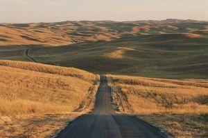 Sandhills Road to Home by Robert G. Swan